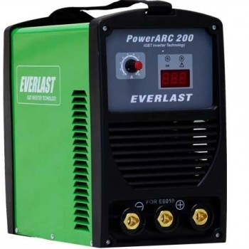 Everlast Power Arc 200 Stick Welder 1
